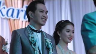 Footage Wedding Ceremony Kwan+Sak Nigth