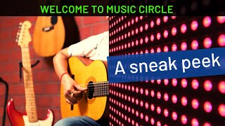 Music Circle students video compilation | Guitar lessons in Kolkata and Pune|