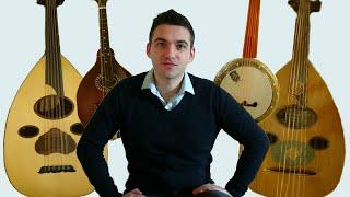 Syrian Oud, Iraqi Oud, Cümbüş, Fretless Mandolin Show and Tell