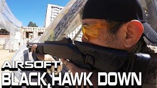 GSG9 Airsoft Team - Black Hawk Down Mission #4