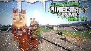 LAMAS? Wie CUTE! | Let's Play Minecraft | Part 67