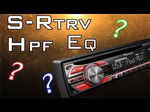 Função S Rtrv do CD player pioneer veja o que ela faz