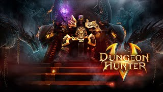 Dungeon Hunter 5 (by Gameloft) - iOS / Android / Windows Phone - HD (Livestream) Gameplay Trailer