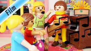 MUSIK CHALLENGE zum MITRATEN - FAMILIE Bergmann #139 - Playmobil Film deutsch 2017