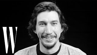 Adam Driver Hates Halloween, But Loves His Dog More than Anything | W Magazine