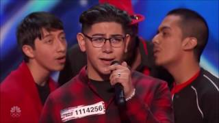 America's Got Talent Auditions REAL or FAKE?! (proof) | Auditions Se11E2
