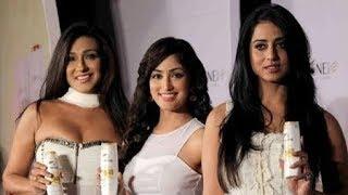HOT Rituparna Sengupta, Yami Gautam & Mahi Gill Launches Pantene New Live Hair Dares !