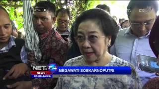 Megawati dan Risma Tinjau Taman Harmoni Surabaya - NET24