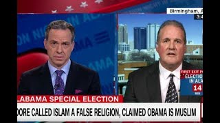 Roy Moore Spokesman Thinks Non-Christians Are Banned From Politics