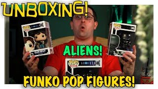 UNBOXING! Funko Pop Figures - Aliens