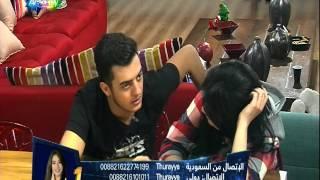 حديث حنان ورفاييل وتنضم ليهم سكينة وسهيلة  23/01/2016 ستار اكاديمي 11