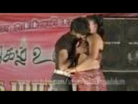Tamilnadu Village Latest Record Dance 2015 / Adal Padal Dance / Video No 09