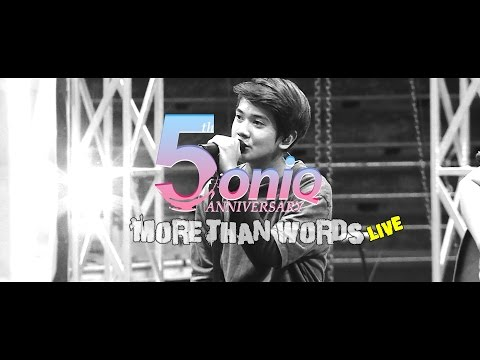 Iqbaal D. Ramadhan - More Than Words Live
