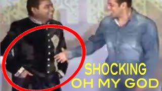 SHOCKING - A.R.Rahman Insult's Salman Khan -Ignores Shaking Hands With Salman Khan