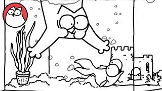 Fish Tank - Simon's Cat