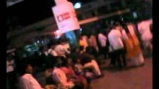 Khammam...Bus stand Rush@night