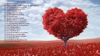 Best romantic songs collection 2015 ♥ New english romantic songs ♥ Love music 2015