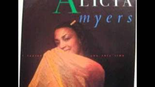 Alicia Myers - I want to thank you