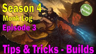 Diablo 3 Monk Progress Log 3 (Season 4, Patch 2.30)