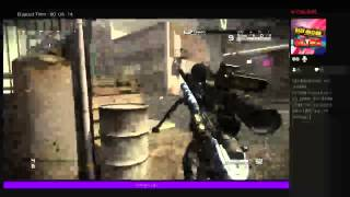 How to Qiuckscope on Call of duty ghost