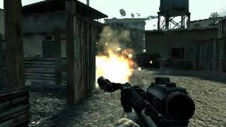 Call of Duty : 4 Modern Warfare [EN ESPAÑOL] - Acto 1 - Mision 4