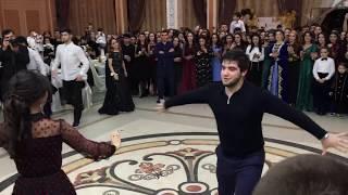 Вечер лезгинки Горцы - Дагестанский ловзар