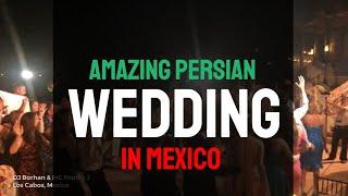 Persian Destination Wedding in Los Cabos, Mexico