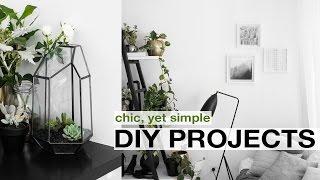 DIY Home + Room Decor | Pinterest Inspired
