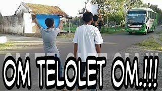 OM TELOLET OM.!!! (Berburu telolet) Film pendek kebumen