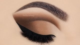 ♡ Chocolate Cut Crease SEMI SWEET Too Faced | Melissa Samways ♡
