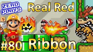 Real Red Ribbon | Super Mario Maker Part 80