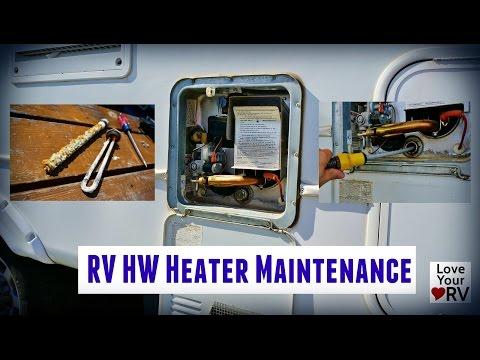 Xxx Mp4 RV Hot Water Heater Maintenance Suburban SW6DE 3gp Sex