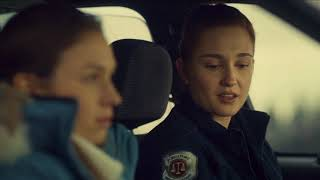 Wynonna Earp - Waverly and Nicole - S01E09 - Wayhaught