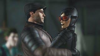 BATMAN TELLTALE SEASON 2 Episode 3 Fighting Catwoman