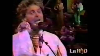 Jon Anderson 1993 Santiago de Chile