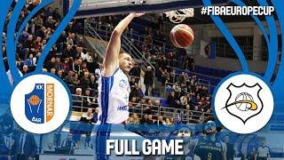 Mornar Bar (MNE) v Oostende (BEL) - Full Game - Round of 16 - FIBA Europe Cup 2017-18