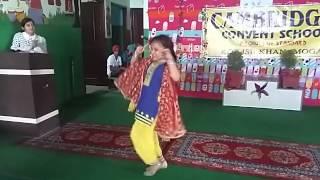 Phulkari |Kaur B |Cover |dance by cute girl