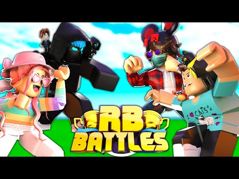 RB BATTLES FINALE in Roblox Arsenal