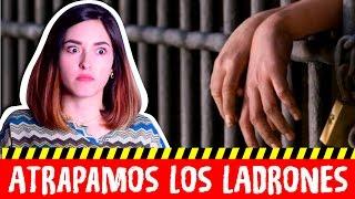 Nos Robaron pero ATRAPAMOS A LOS LADRONES - Y lo grabé #StoryTime | Kika Nieto