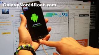 How to Root Galaxy Note 4!