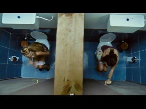 Cilgin Dersane Kampta Tuvaletten Canlı Yayın