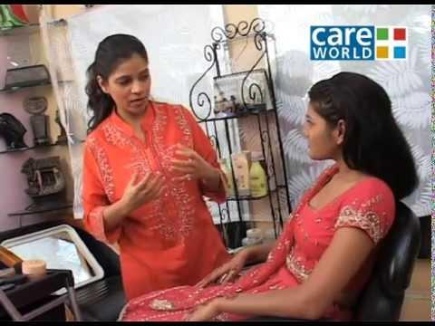 Saundarya - Beauty Tips - Make Up For A Bride