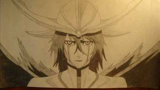 How to draw Ulquiorra Schiffer 1st Resurreccion