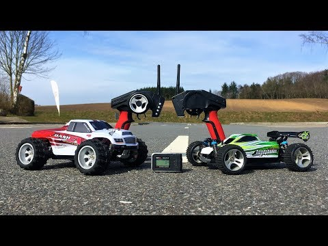 Xxx Mp4 WLToys A979 B Vs WLToys A959 B GPS Speed Test Competition High Speed RC Cars From RCMoment 3gp Sex