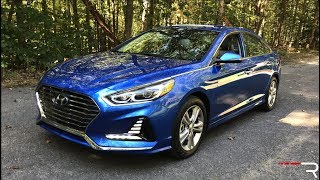 2018 Hyundai Sonata Limited – Redline: Review
