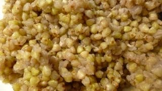 How To Cook Buckwheat - Kasha Recipe - Video #27 out of 31