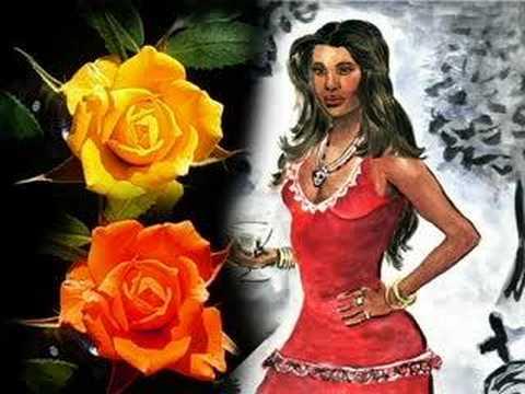 Ponto Pomba Gira Arreda homem Dona da rosa Se tu és
