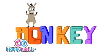 Donkey - Jungle Beats Collection | Songs For Kids And Children