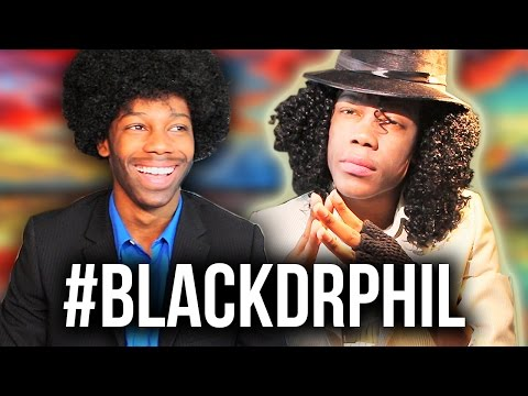 Black Dr. Phil S1E3 - Michael Jackson's First Afterlife Interview