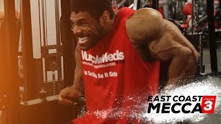 Nathan De Asha Hardcore Training To Eat The Competition Alive   East Coast Mecca (Season 3)